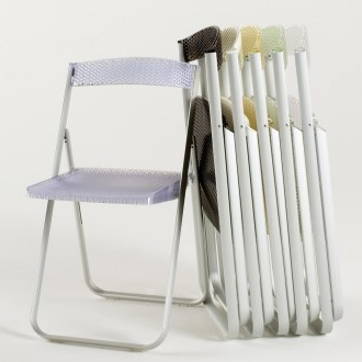 Alberto Meda Honeycomb Folding Chair