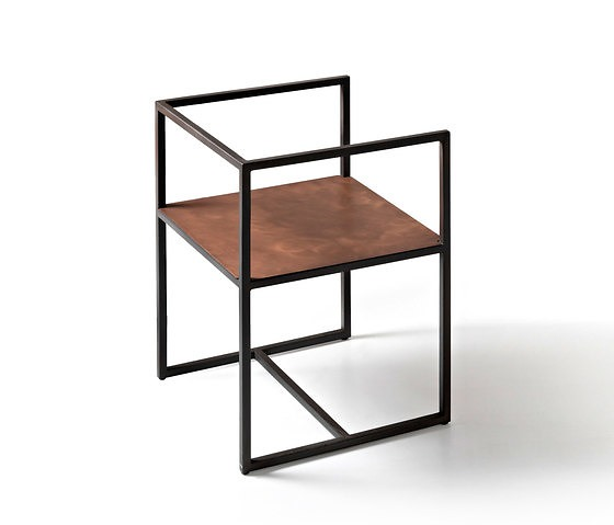 Aldo Cibic and Cristiano Urban Riviera Chair