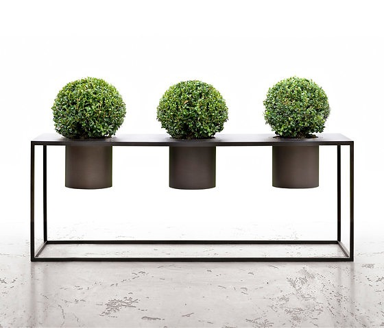 Aldo Cibic and Cristiano Urban Riviera Plant Stands