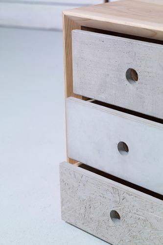 Aleksandar Ugresic Concrete Commode