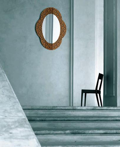 Alessandro Mendini Settecento Mirror