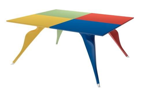 Alessandro Mendini Macaone Table