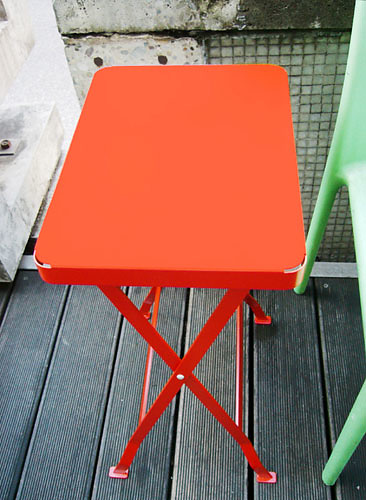 Alexander Seifried Flip Folding Table