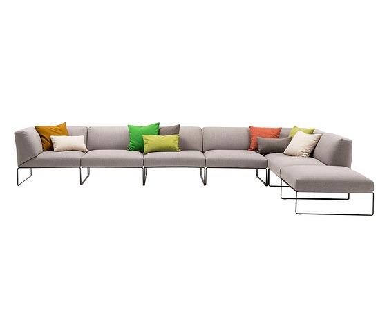 Lievore, Altherr, Molina Siesta Indoor Sofa