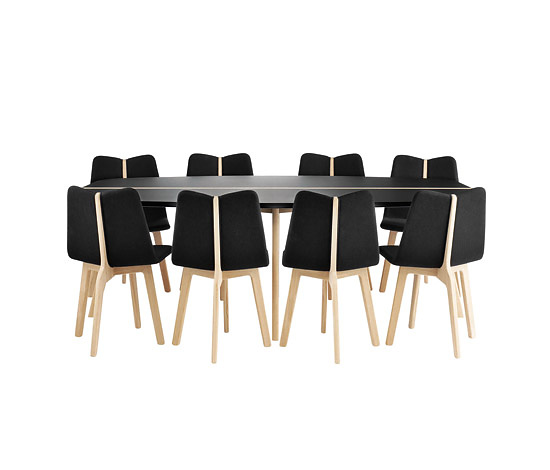 Alfredo Häberli Aki Dining Table and Chair