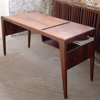 Ali Sandifer Studio Heiss Desk