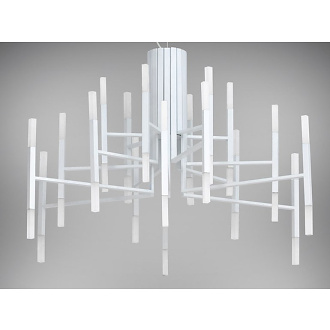 Cristian Cubiña The Light Chandelier