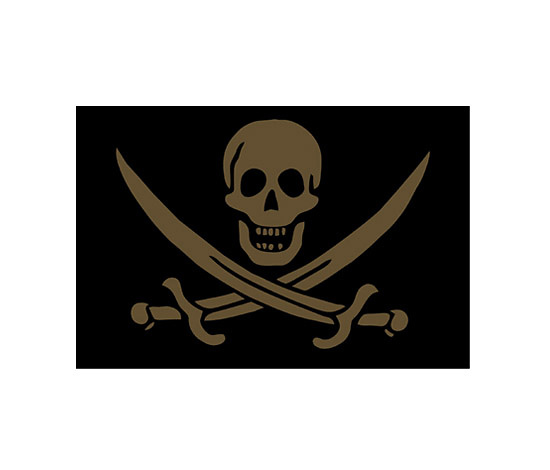 Anders Wirtén Jolly Roger –No.2 Carpet