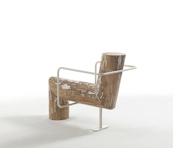 Andrea Branzi Anti-comfort Lounge Chair