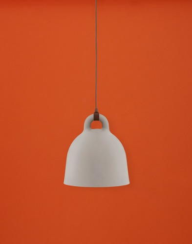 Andreas Lund and Jacob Rudbeck Bell Lamp