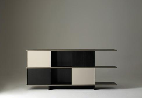 Angelo Mangiarotti Multiuse Shelves