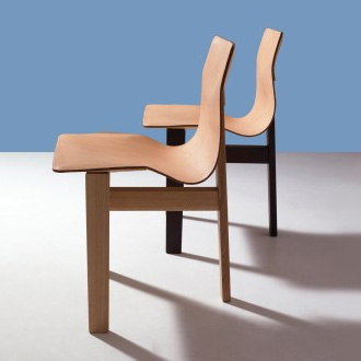 Angelo Mangiarotti Tre 3 Chair