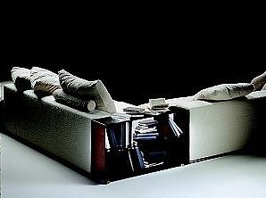 Antonio Citterio Groundpiece Sofa