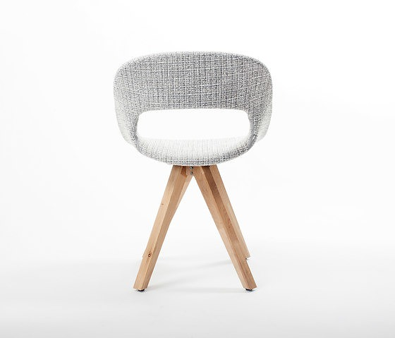 Arend Jan Hovestadt Diagonal Solid Chair