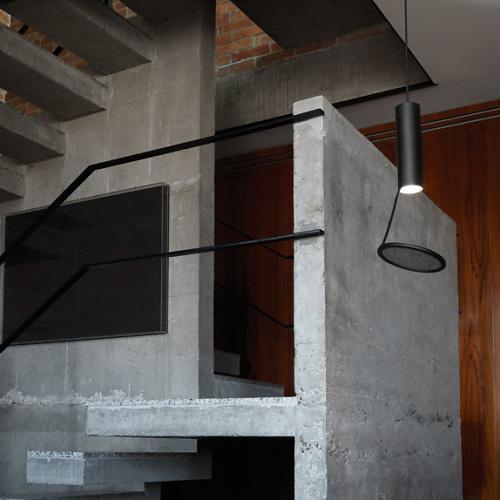 Arnault Cooren and Aki Cooren Loup-o Lamp