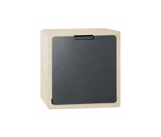Atelier 522 Concret CQ Letterbox