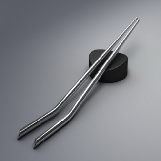 Aurélien Barbry Angle Chopsticks Steel