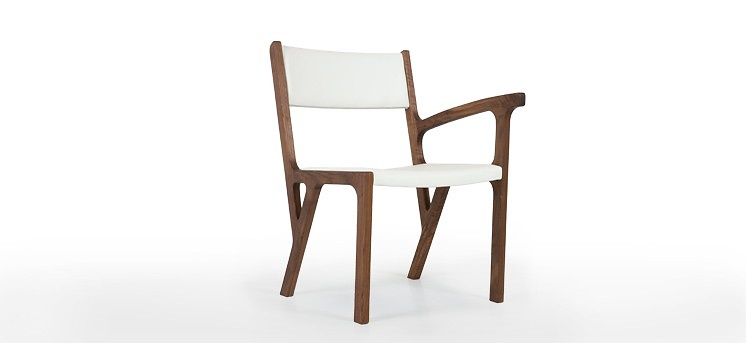 Autoban One Armed Chair