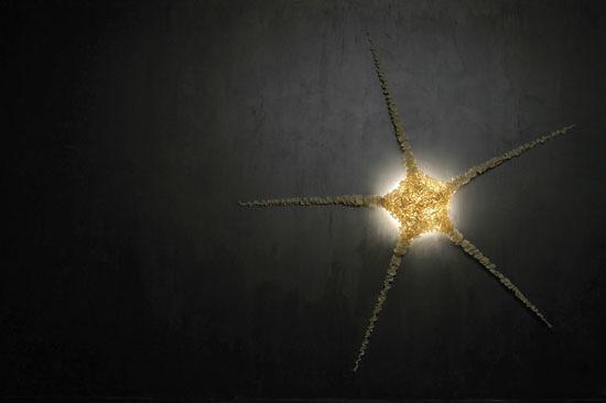 Ayala Serfaty Starlight Lamp