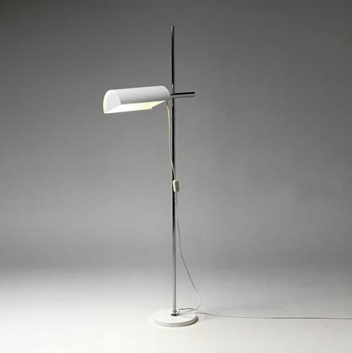Ben Af Schulten Floor Lamp BS812