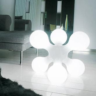 Benjamin Hopf and Constantin Wortmann Atomium Floor Lamp