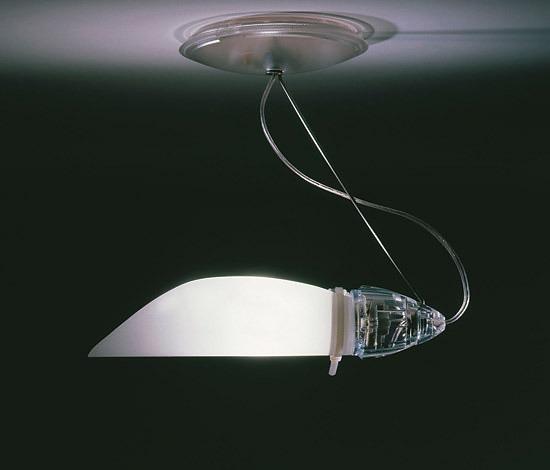 Bernhard Dessecker Lampeduso Lamp