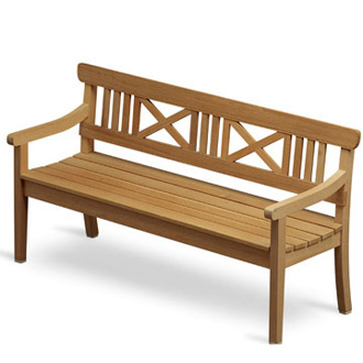 Bernt Santesson Drachmann Bench