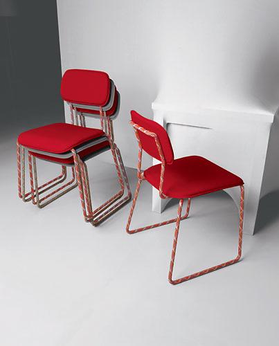 Bertjan Pot Wieki Chair