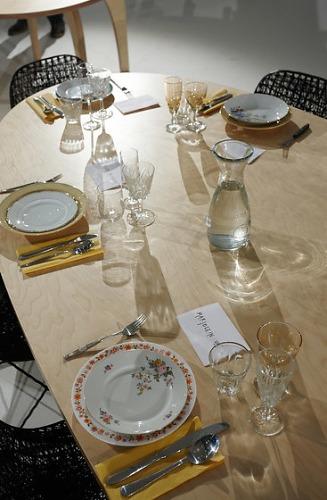 Bertjan Pot Beefeater Table