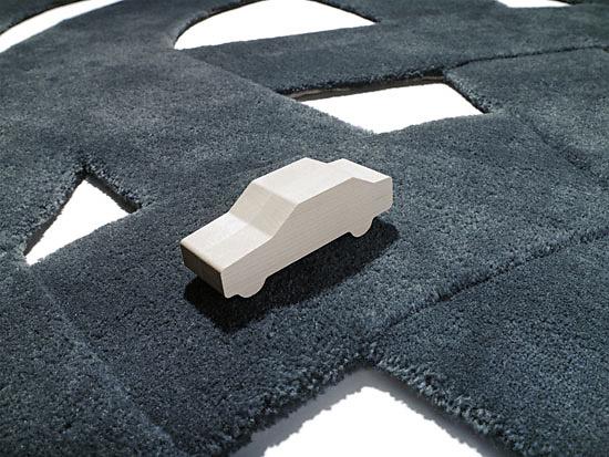 Big-game Miles Carpet