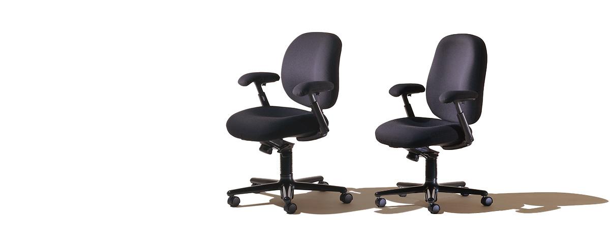 Bill Stumpf Ergon 3 Chairs