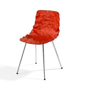 Blå Station Dent Chair