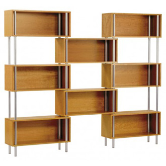 Blu Dot Chicago 8 Box Shelving