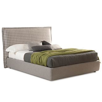 Bolzan Letti Handsome Big Bed