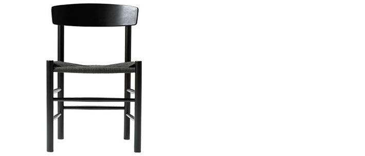 Borge Mogensen J39 Chair