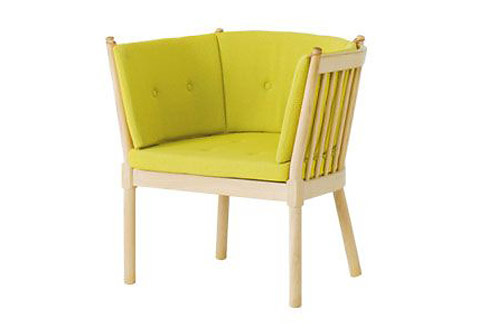 Børge Mogensen Spoke-back Chair
