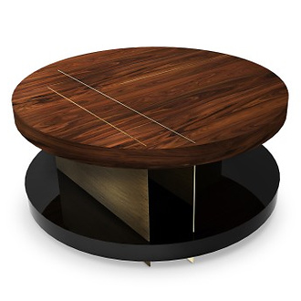 Brabbu Design Studio Lallan Center Table