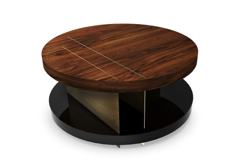 Brabbu Design Studio Lallan Center Table