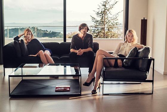 Broberg & Ridderstråle Monaco Lounge Table