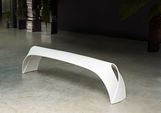 Brodie Neill Pleat Bench