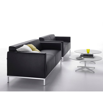 Bruno Fattorini Pad Armchair and Sofa