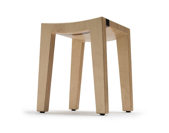 Bryce Amp Kerry Moore Low Stool