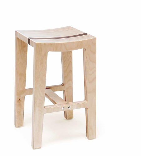 Bryce & Kerry Moore Up Stool