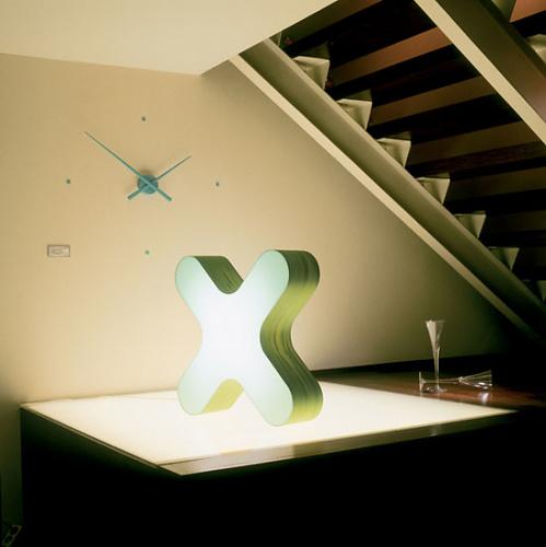 Burkhard Dämmer X-Club Lamp