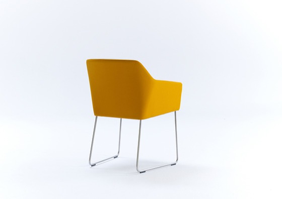 Burkhard Vogtherr and Jonathan Prestwich Sketch Chair