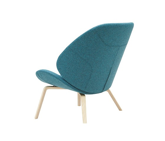 Sensational Busk Hertzog Eden Lounge Chair Pdpeps Interior Chair Design Pdpepsorg