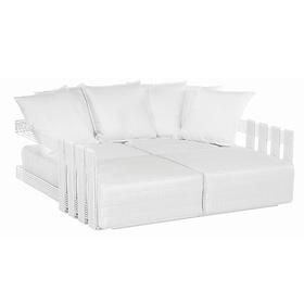 Carlo Colombo Intrecci Relax Sofa
