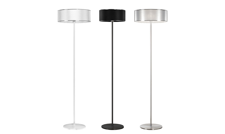Carlo Zerbaro and Alessandro Trentin Eclissi Floor Lamp