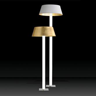 Carlo Zerbaro and Alessandro Trentin Olivia Floor Lamp