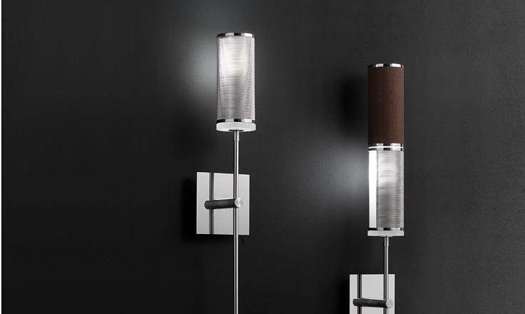 Carlo Zerbaro and Alessio Bassan Luna Single&double Wall Lamp